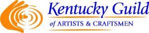 mixed media art Kentucky Guild of Artists and Craftsmen logo