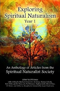 exploring spiritual naturalism cover illustration