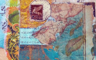 New Collage: Map III