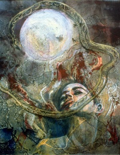blood_moon_mixed_media_sharmon_davidson