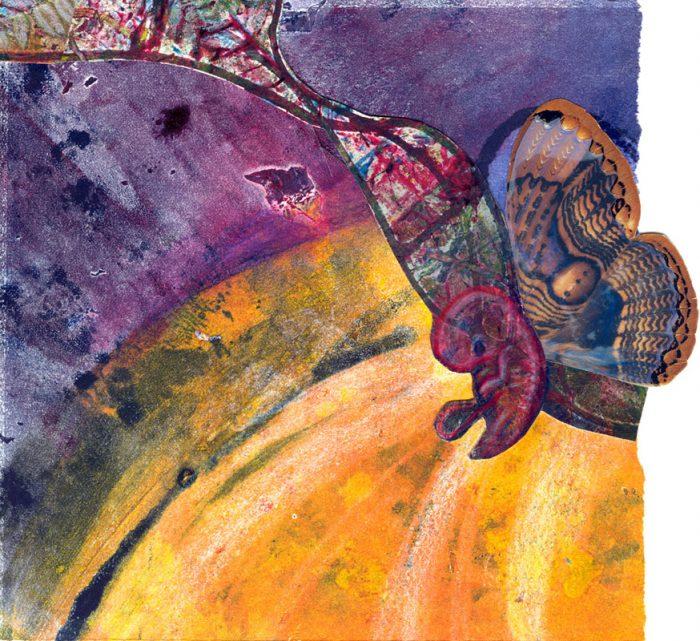 colorful monoprint transformation 7 sharmon davidson