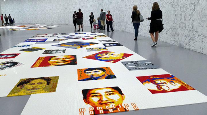 protest art ai wei wei hirshorn museum