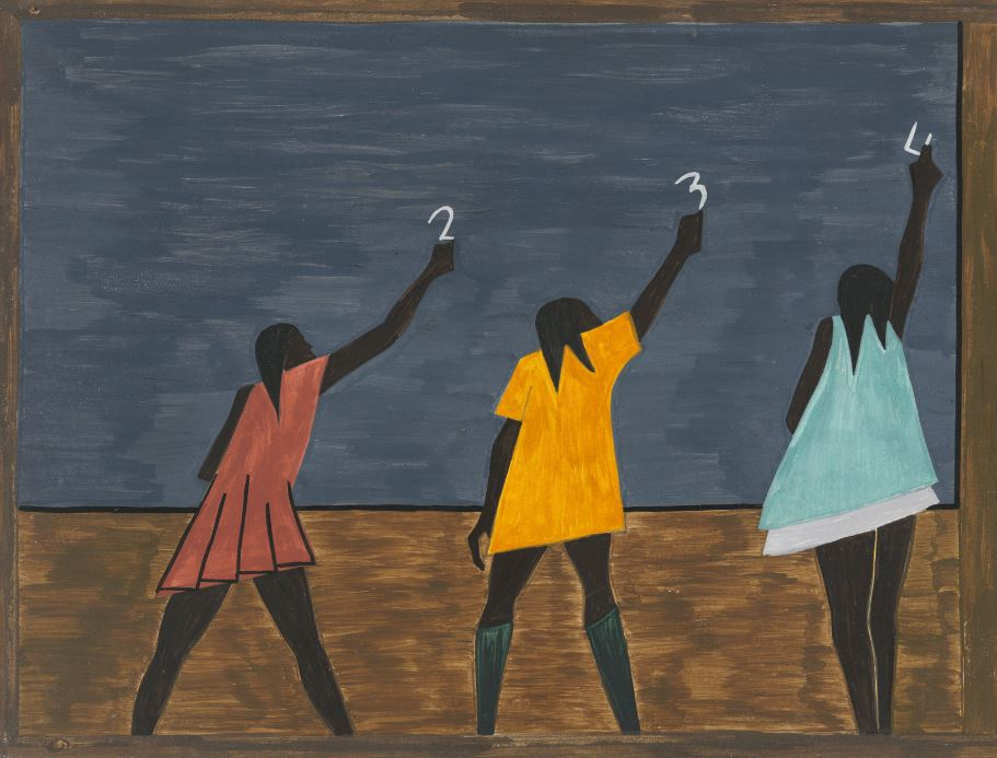 social protest art the migration series jacob lawrence