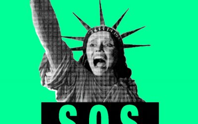 Protest Art and SOS Art 2020