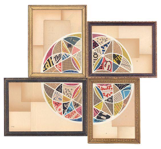 collage artists bill zindel