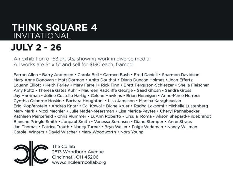 think square 4 invitation back